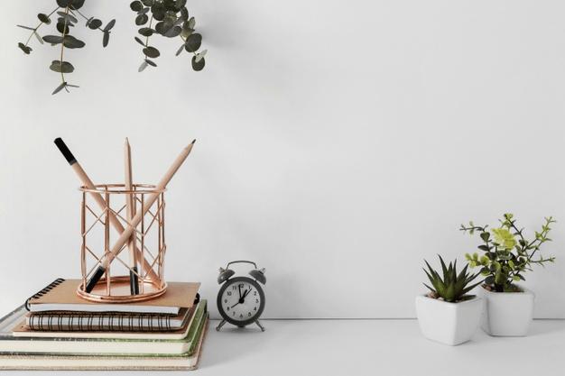 Indret dit hjemmekontor ergonomisk og personligt